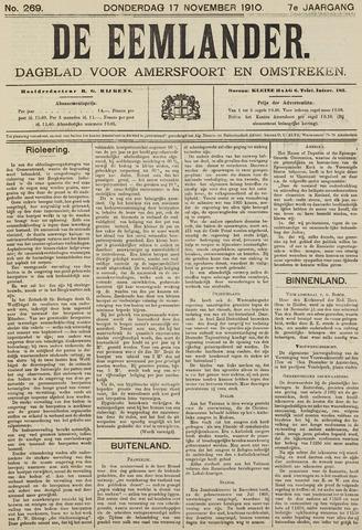 De Eemlander 1910-11-17