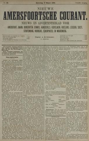 Nieuwe Amersfoortsche Courant 1883-03-17