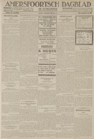 Amersfoortsch Dagblad / De Eemlander 1928-06-22