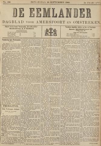 De Eemlander 1908-09-10
