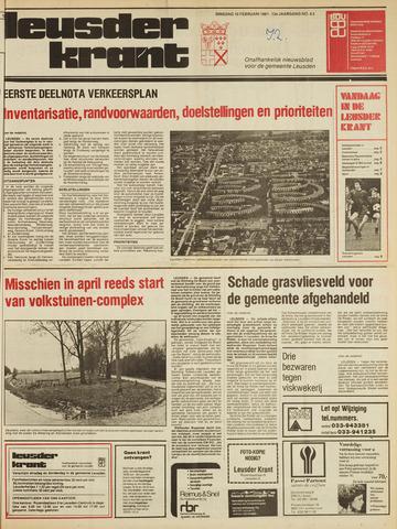 Leusder Krant 1981-02-10