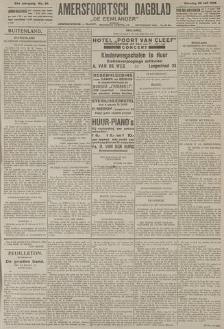 Amersfoortsch Dagblad / De Eemlander 1925-07-28