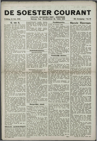 Soester Courant 1945-10-12