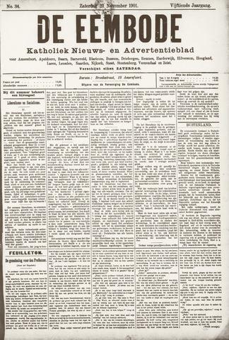 De Eembode 1901-11-23
