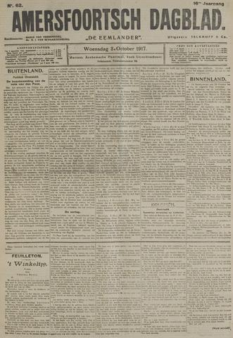 Amersfoortsch Dagblad / De Eemlander 1917-10-03