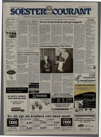 Soester Courant 2002-04-03