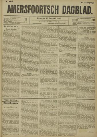 Amersfoortsch Dagblad 1904-01-16