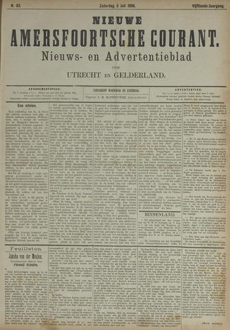 Nieuwe Amersfoortsche Courant 1886-07-03