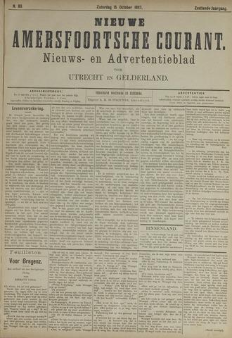 Nieuwe Amersfoortsche Courant 1887-10-15