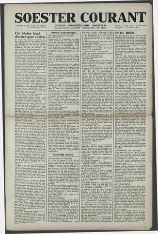 Soester Courant 1948-10-01