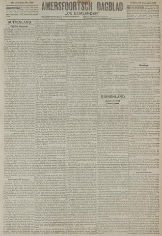 Amersfoortsch Dagblad / De Eemlander 1920-02-20