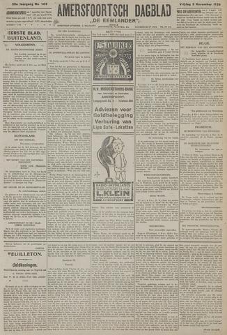 Amersfoortsch Dagblad / De Eemlander 1926-11-05