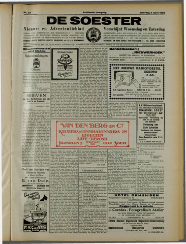 De Soester 1930-04-05