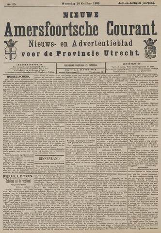 Nieuwe Amersfoortsche Courant 1909-10-20