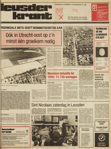 Leusder Krant 1980-11-13