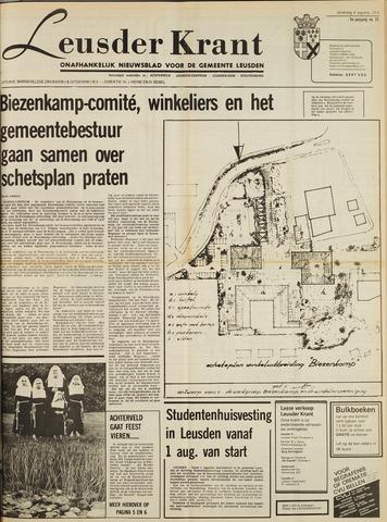 Leusder Krant 1974-08-08