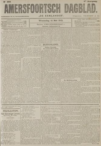 Amersfoortsch Dagblad / De Eemlander 1913-05-14