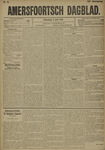 Amersfoortsch Dagblad 1911-07-04