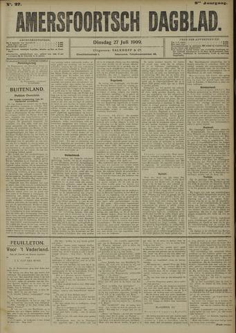 Amersfoortsch Dagblad 1909-07-27