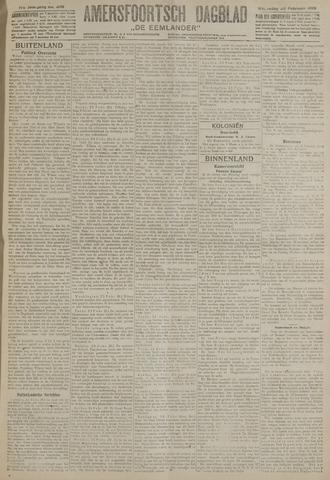 Amersfoortsch Dagblad / De Eemlander 1919-02-26