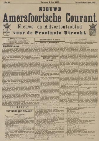 Nieuwe Amersfoortsche Courant 1906-06-02