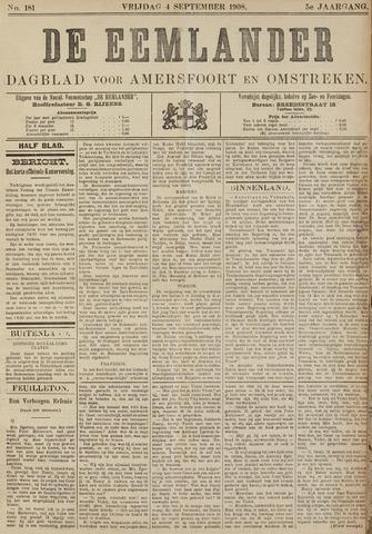 De Eemlander 1908-09-04