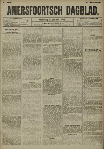Amersfoortsch Dagblad 1908-01-20