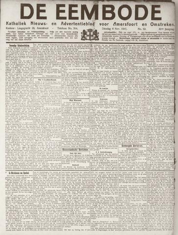 De Eembode 1917-11-06
