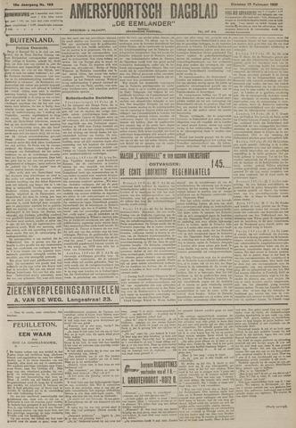 Amersfoortsch Dagblad / De Eemlander 1921-02-15
