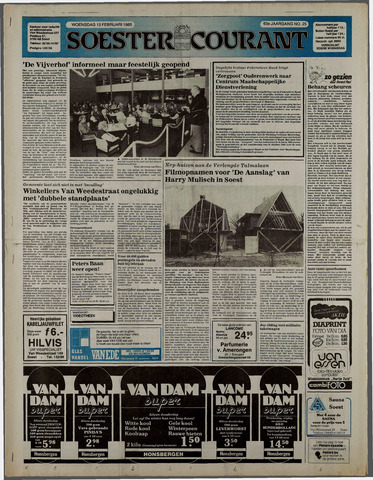 Soester Courant 1985-02-13