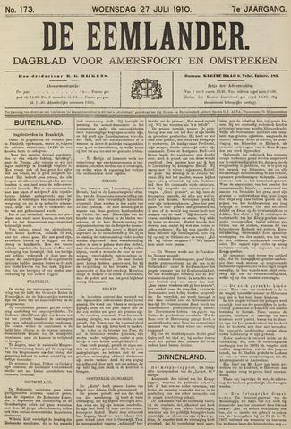 De Eemlander 1910-07-27