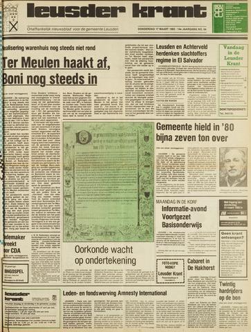 Leusder Krant 1983-03-17