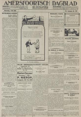 Amersfoortsch Dagblad / De Eemlander 1929-05-01