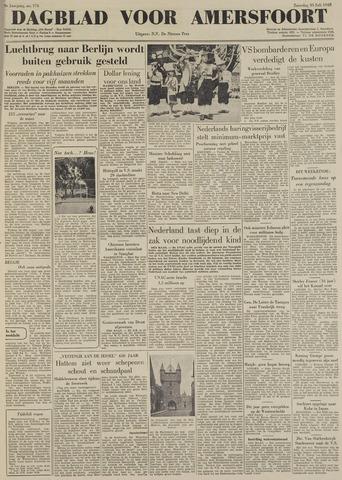 Dagblad voor Amersfoort 1949-07-30