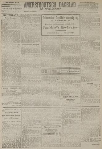 Amersfoortsch Dagblad / De Eemlander 1920-07-29