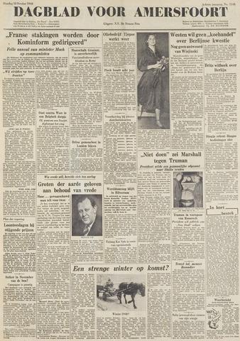 Dagblad voor Amersfoort 1948-10-12