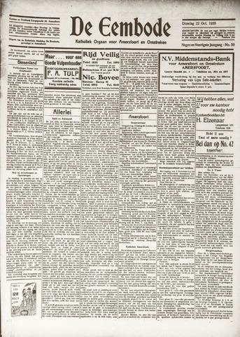 De Eembode 1935-10-22