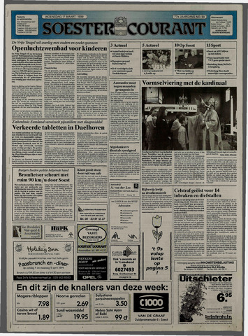 Soester Courant 1999-03-17