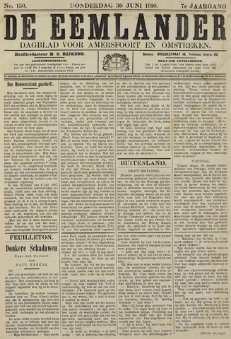 De Eemlander 1910-06-30