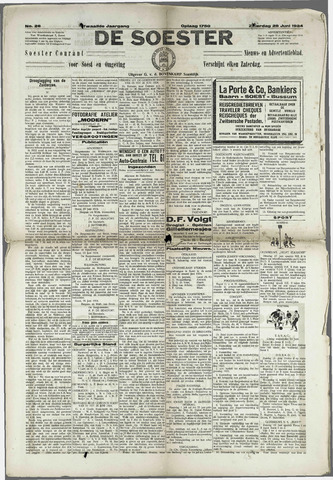 Soester Courant 1924-06-28
