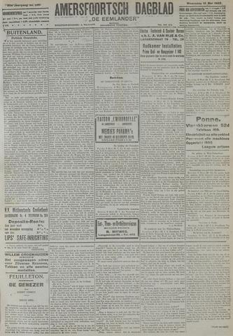 Amersfoortsch Dagblad / De Eemlander 1922-05-10