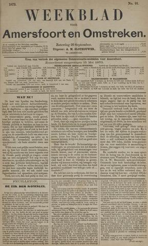 Weekblad voor Amersfoort en Omstreken 1873-09-20