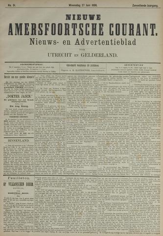 Nieuwe Amersfoortsche Courant 1888-06-27