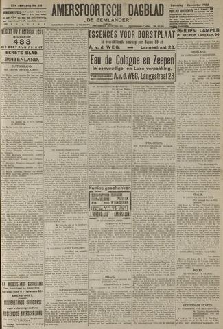 Amersfoortsch Dagblad / De Eemlander 1923-12-01