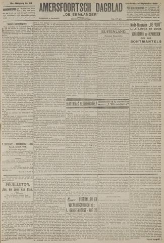 Amersfoortsch Dagblad / De Eemlander 1920-09-16
