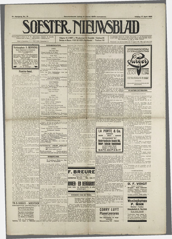 Soester Courant 1925-04-17