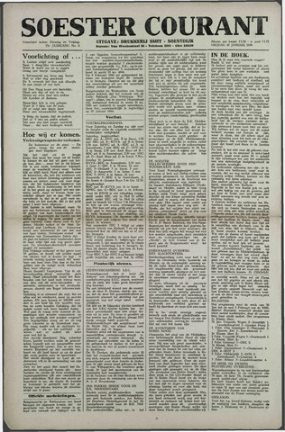 Soester Courant 1949-01-28