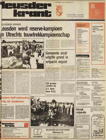 Leusder Krant 1976-07-14