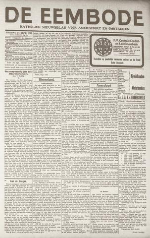 De Eembode 1920-09-24