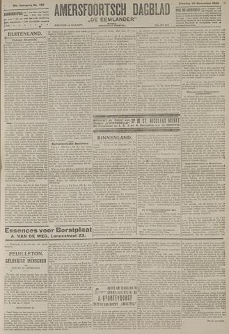 Amersfoortsch Dagblad / De Eemlander 1920-11-30